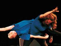 Alan Shain and Reneta Soutter, during a performance